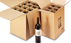 Partition-bottle-boxes