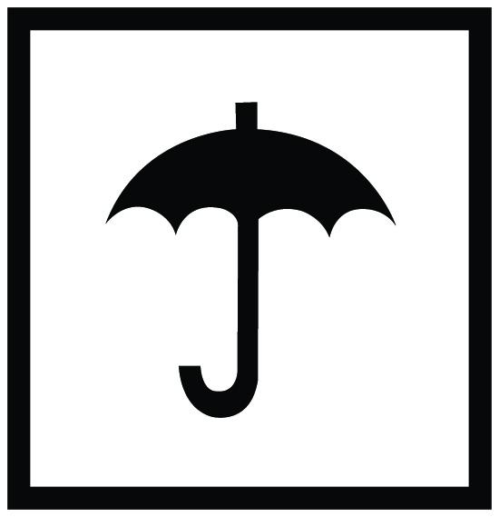 Keep Dry Yg Symbol