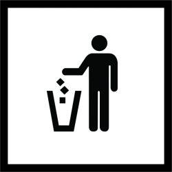 Keep Tidy/Jagalah kebersihan