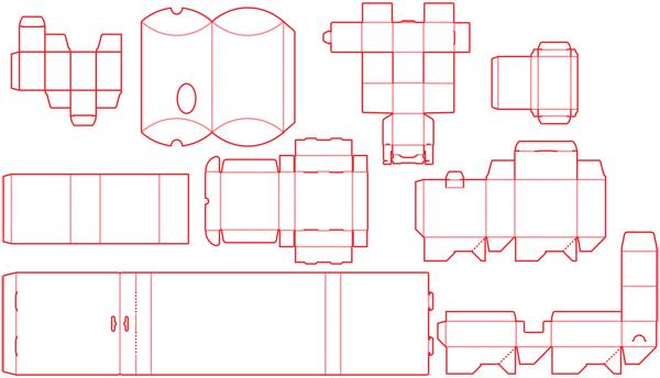 Custom Box template