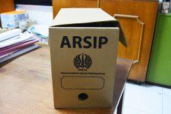 Box Arsip Unesa