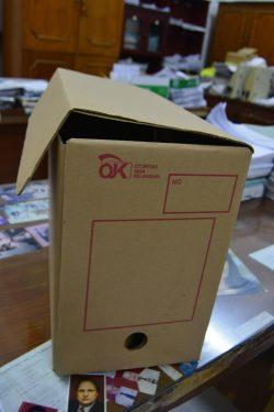 box arsip OJK