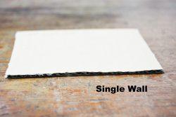 Single Wall - Bahan Box Arsip