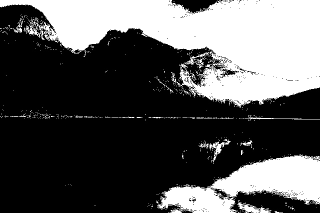 Bitmap Mountain