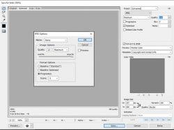 JPEG Options for Web