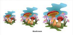 SVG Mushroom