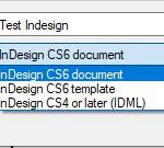 Format file indd/idml Indesign