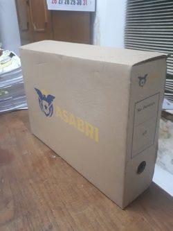 Box Arsip Asabri