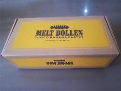 Melt Bollen Choco Banana pastry