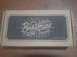 Oleh-oleh Brownies Tjap Kereta Api
