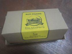 Box Roti Pisang Khas Tulung Agung