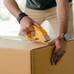 Kardus Box untuk mengemas barang