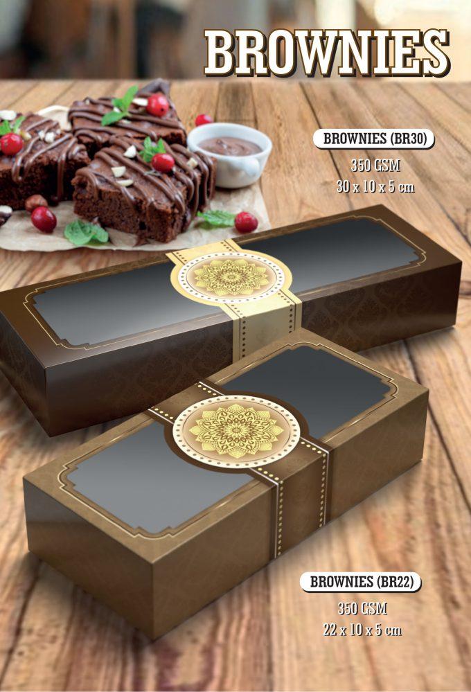 Box brownies