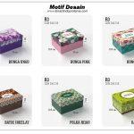 Box R Motif -Desain