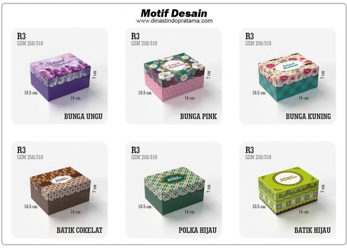 Box Roti R Motif