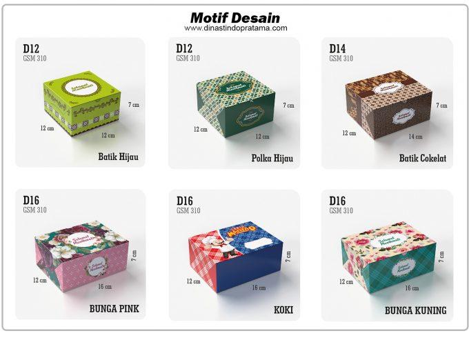 Box Motif -Desain Box D